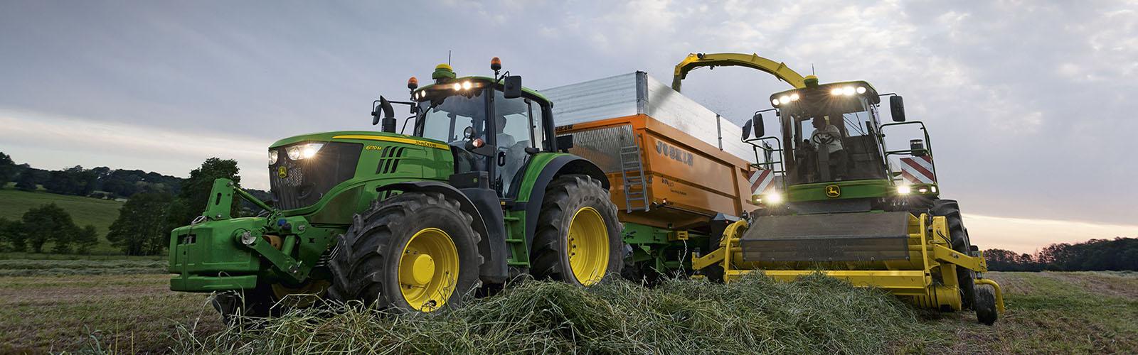 Mezőgazdasági eszközök értékesítése