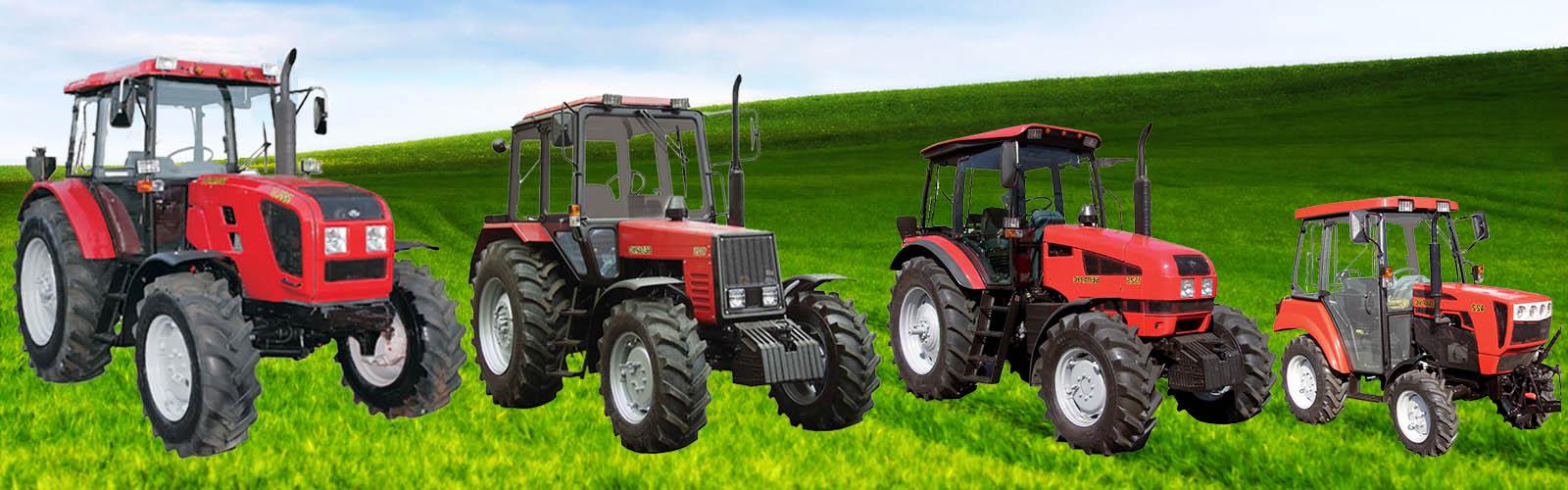 MTZ- Belarus Traktorok márkaképviselete