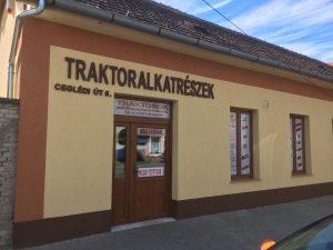 Nagytraktor Kft Szigetvár